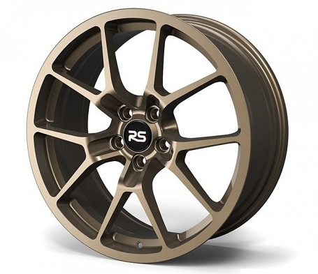 Neuspeed RSe10 Light Weight Wheel: 19x9 ET40 Bronze