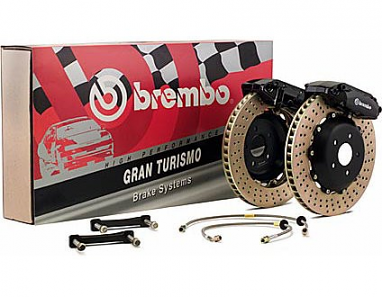 Brembo GT 380mm Big Brake Kit - Porsche - Front