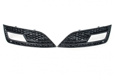 RS4 Mesh Style Lower Grille For Audi B8.5 A4 (2013+)