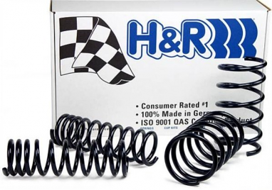 H&R Sport Springs For Audi TT FWD MKI