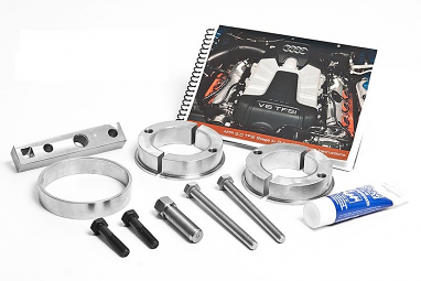 APR Supercharger Pulley Upgrade Installation Kit For  3.0 TFSI
