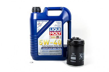 Liqui Moly Complete Oil Service Kit For 1.8T
