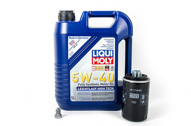 Liqui Moly Complete Oil Service Kit For 2.0 TSI