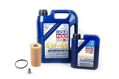 Liqui Moly Complete Oil Service Kit For 2.5L