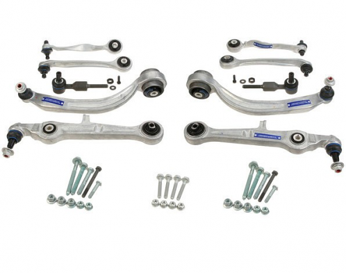 Upgraded OE Control Arm Kit w/ HD Tie Rod Ends & Hardware