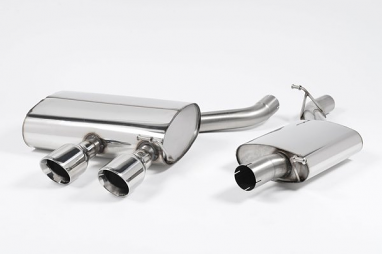 Milltek Resonated Catback Exhaust For VW MK5 R32