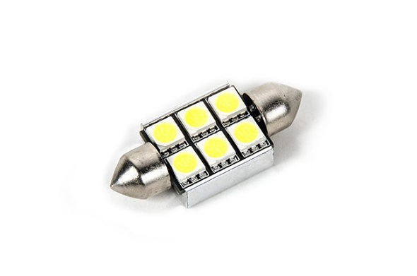 36mm Festoon Can-Bus LED