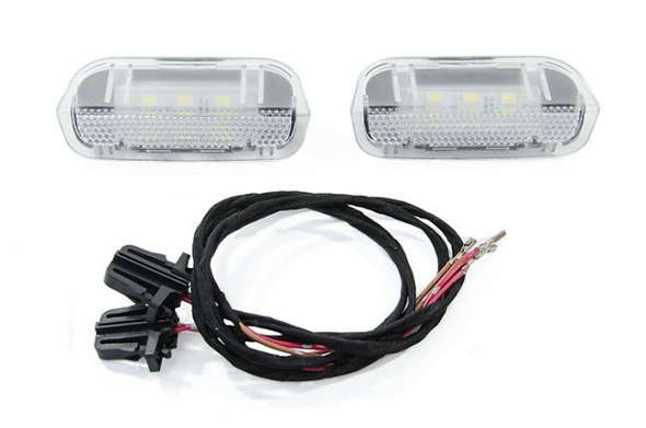 RFB LED Puddle Light Kit- Front Doors