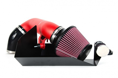 Neuspeed P-Flo Air Intake Kit With Breather Adapter- 1.8/2.0TSI (Red)