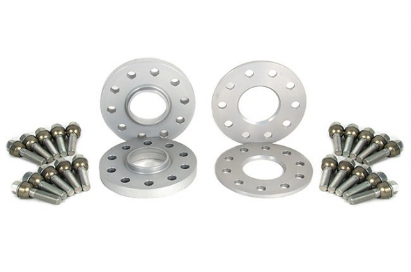 H&R Wheel Spacer Kit with Bolts- 7 and 18mm For Porsche