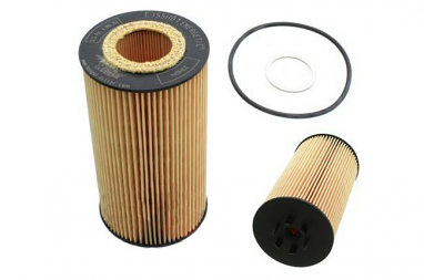 Oil Filter For Audi 4.2L V8 (Hengst)