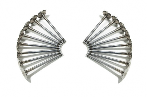 Intake and Exhaust Valves- Stock Size For Ferrea 2.0T FSI