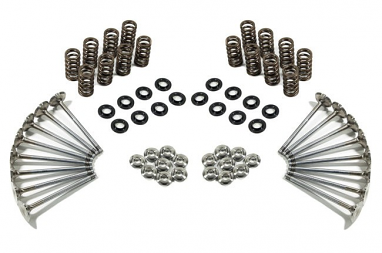 Valvetrain Kit- Stock Sized Valves For Ferrea 2.0TSI