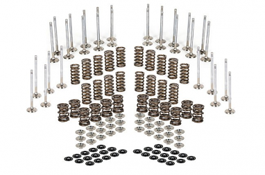 Valvetrain Kit- 1mm Oversized Valves For Ferrea 2.7T 30V