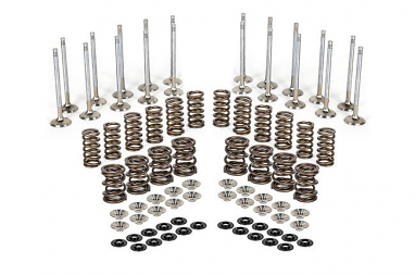 Valvetrain Kit- 1mm Oversized Valves For Ferrea 1.8T