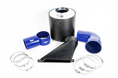 Forge Intake Kit Blue Hoses For MK5 R32