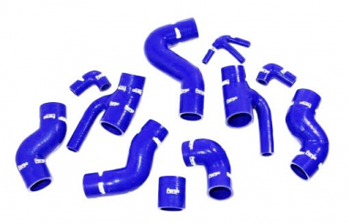 Forge Silicone Hose Kit Blue For S4 2.7T