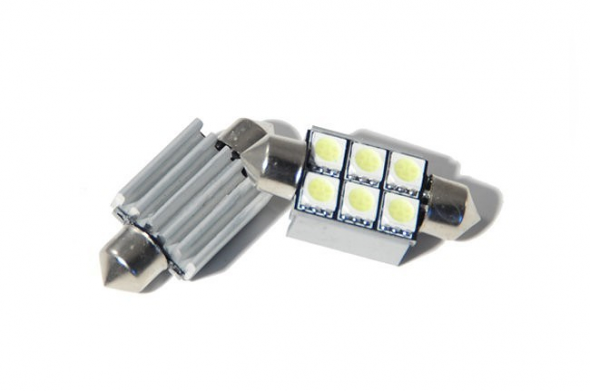 RFB License Plate LED Lights (CAN)
