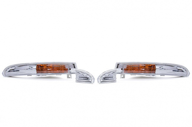 Euro Clear Side Marker Set For VW CC