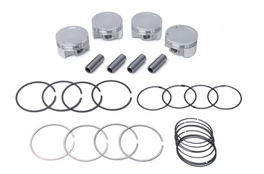 JE FSR Piston Set 2.0T FSI- 83mm 9.5:1