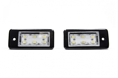 Complete License Plate LEDs For B6/B7 A4/S4/RS4