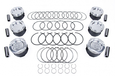 JE Piston Set VR6 3.2L- 84.5mm 11.5:1