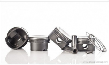 Mahle Powerpak Piston Set - 83mm 9:1 For 2.0T FSI