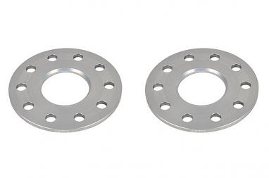 H&R Black Wheel Spacer 7mm- Pair For Porsche