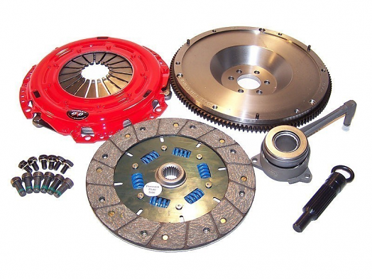 South Bend Stage 4 Extreme Clutch and Flywheel Kit For Audi A4 1.8T