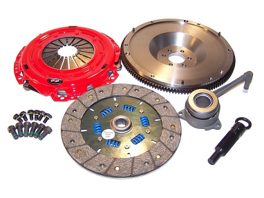 South Bend Stage 2 Daily Clutch and Flywheel Kit For Audi A4 1.8T