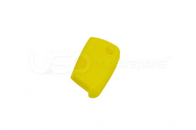 Silicone Key Fob Jelly MK7- Yellow