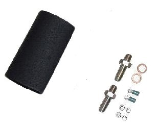 Walbro In-line Fuel Pump Installation Kit