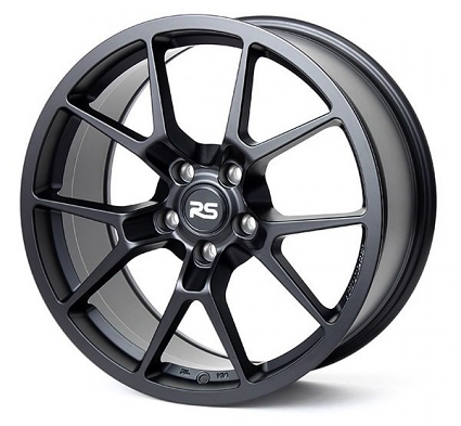 Neuspeed RSe10 Light Weight Wheel: 18x8.0 ET45 Satin Black