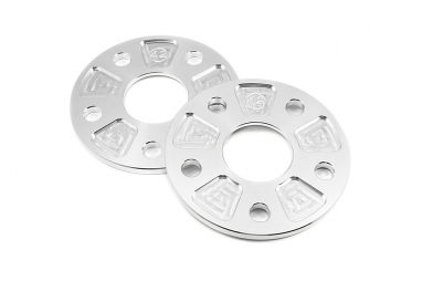 42 Draft Designs VW/Audi Hubcentric Wheel Spacers - 5mm (pair)