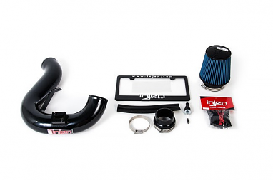 Injen Air Intake System (Black) For Audi A4 and A5