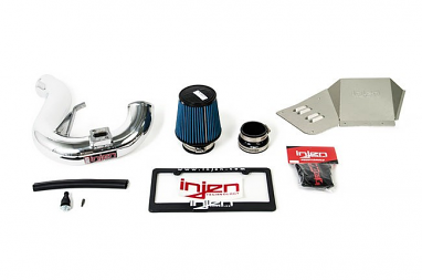 Injen Air Intake System (Polished) For Audi A4 and A5