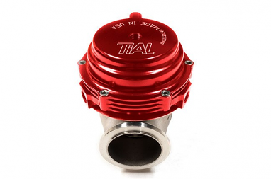 TiAL MV-R Wastegate- Red