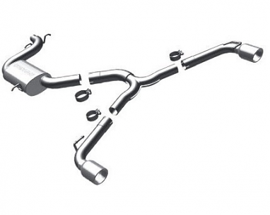 Magnaflow Cat Back Exhaust For MKVI GTI