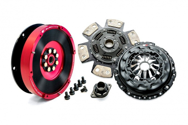 Eurocode Meisterwerk Clutch & Lightweight Flywheel Kit - Stage 4 For B8 S4 3.0L & B8.5 S5 3.0/4.2L