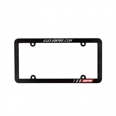 APR License Plate Frame - 1 Pc