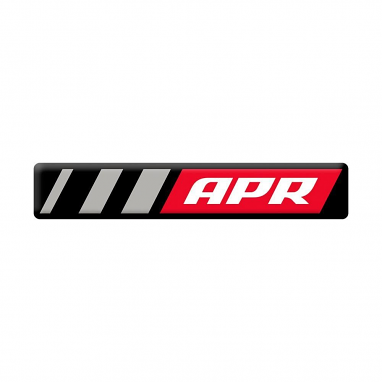 "APR 4"" Domed Decal"