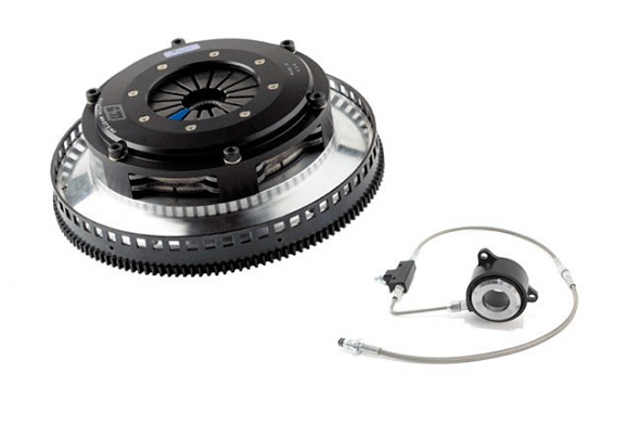 Clutch Masters Twin Disc 725 Series Clutch and Flywheel Kit