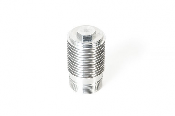 Cool Flow Aluminum Oil Filter Housing For 1.8T and 2.0T Gen3