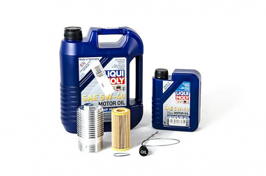 Liqui Moly Ultimate Oil Service Kit For 1.8T and 2.0T Gen3