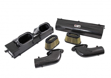 AWE Tuning Porsche 991 Turbo and Turbo Carbon Intake For S S-FLO