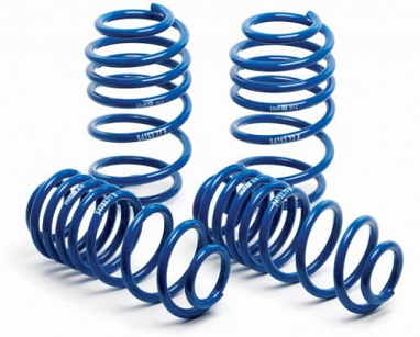 H&R Super Sport Springs For MKV GTI / MKVI Sportwagen