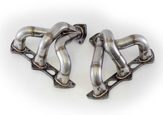 AWE Tuning Performance Header Set For Porsche 3.6L