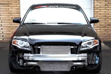 AWE Tuning Front Mounted Performance Intercooler For Audi B7 A4 2.0T