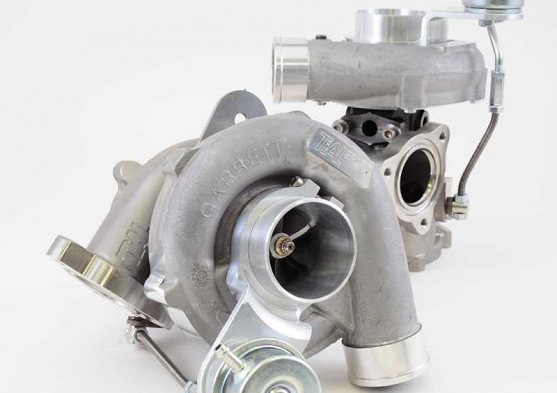 AWE Tuning Complete Turbocharger Kit - for Tiptronic For 996TT 700R