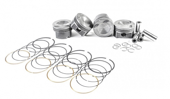 IE Spec Mahle Piston Set- 82.5mm For 2.0TSI Gen 1, 2 & 3